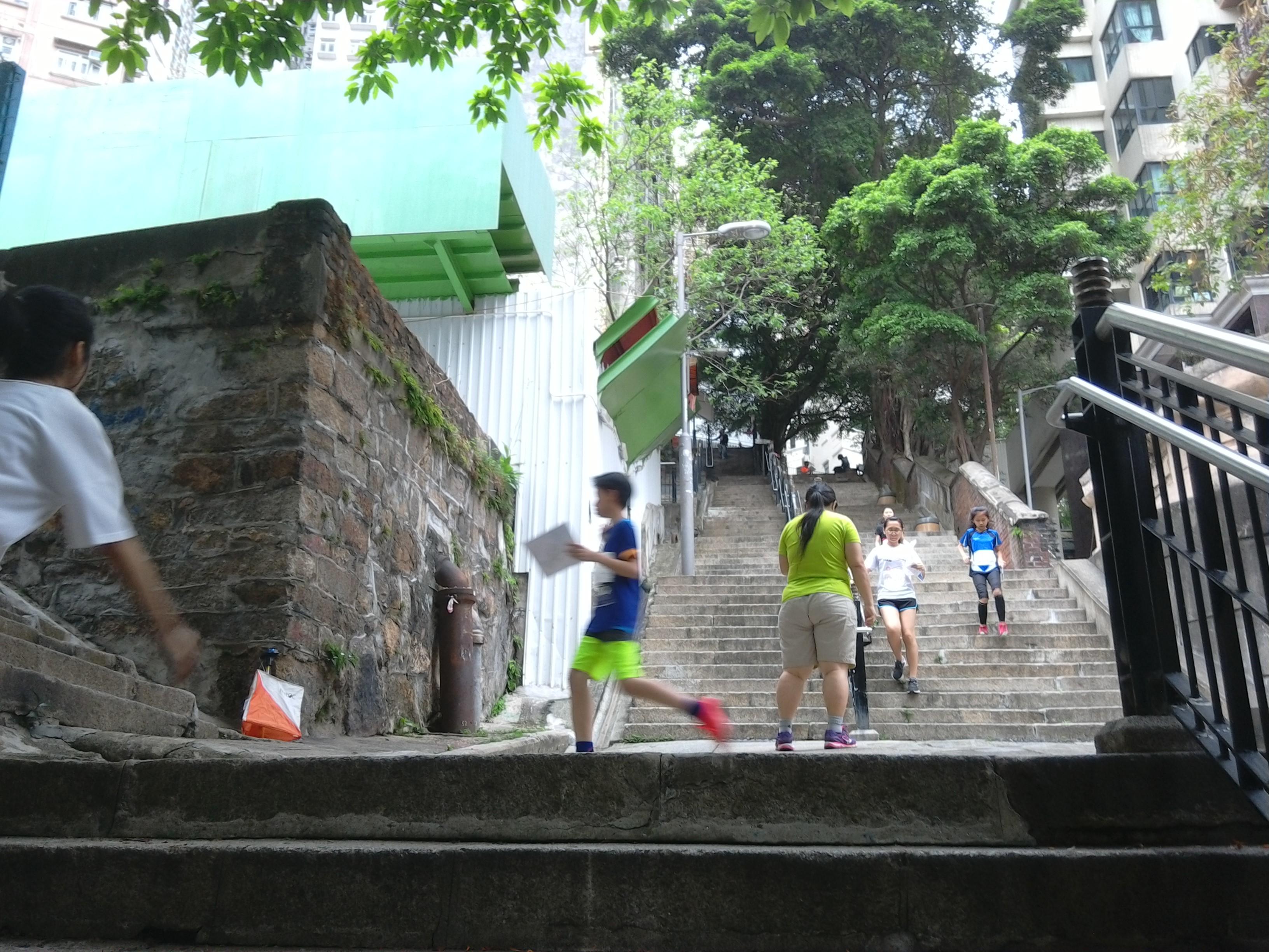 Utforska orienteringstävlingar och träningar i Asien