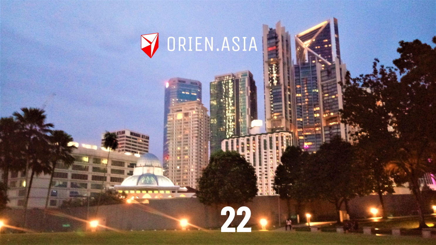 Advent calendar 2020 - 22: Kuala Lumpur, Malaysia