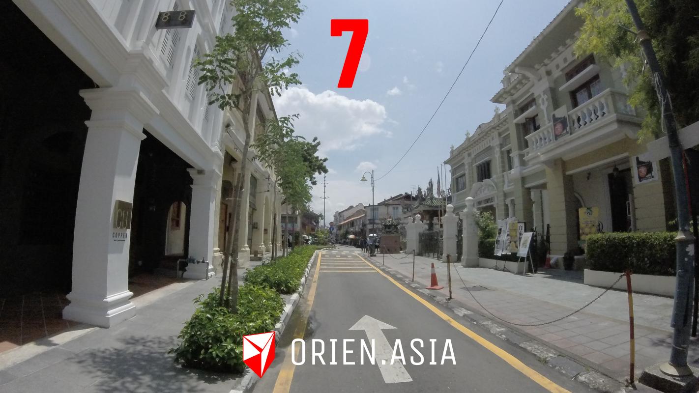Advent calendar 2020: 7. Penang, Malaysia