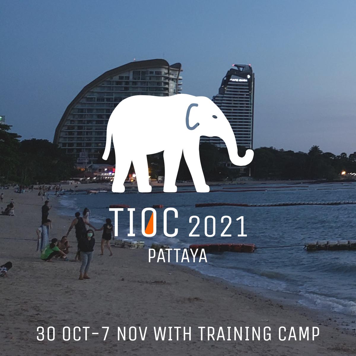 Res till Thailand för orientering - mästerskapet i Pattaya över höstlovet!